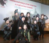 XXI Национальный конкурс детских театров моды «Наука и мода»