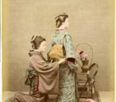 Образовательная программа «Прекрасная Япония эпохи Мейдзи: церемонии, этикет, костюм»