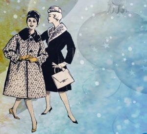 Рождество в музее моды