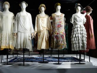 Выставка «Москва. Мода и Революция»
