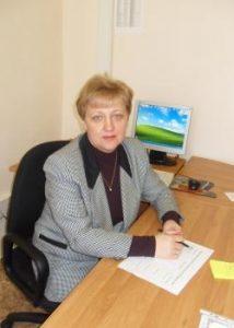 Сичкарь Татьяна Валентиновна